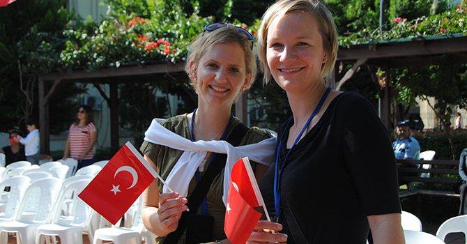 İstanbul Bosna'ya örnek