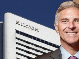 Hilton'un CEO'su Nassetta, 2020 maaşından vazgeçti