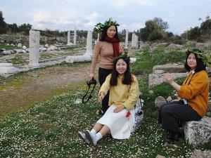Hollandalı çift, Türkiye'yi tanıtıyor