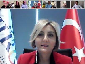 TÜROB Başkanı Eresin: Var gücümüzle 2021'e çalışıyoruz