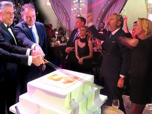 Wyndham Grand Kalamış 5'inci yaşını coşkulu kutladı
