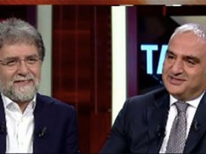 Kültür ve Turizm Bakanı Mehmet Nuri Ersoy CNN TÜRK'te