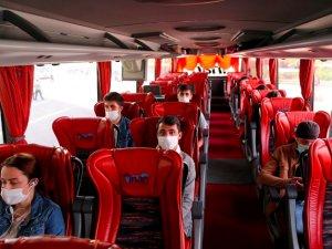 Şehirlerarası otobüs seferlerinde tavan fiyat açıklandı