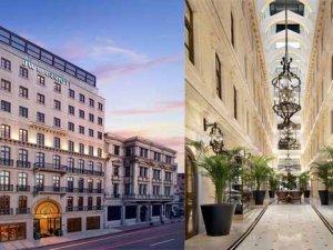 Dünyanın en iyi aile oteli, JW Marriott Istanbul Bosphorus