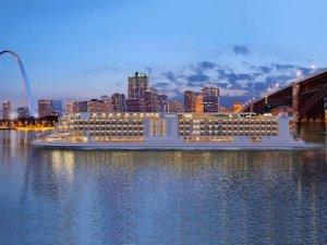 Viking, Mississippi Nehri'nde 2022 Nehir gezisine başlıyor