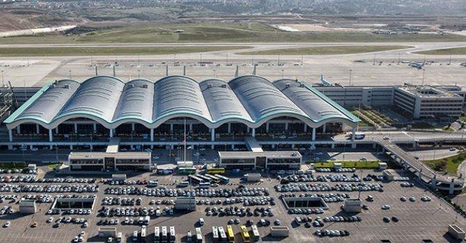 4,8 milyon yolcu Sabiha Gökçen Havalimanı'nı kullandı