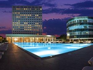 Antalya'nın saklı cenneti:The Marmara Antalya
