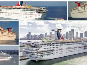 Carnival, 13 gemiyi satarak geleceğini kurtarmak istiyor