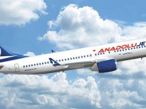 AnadoluJet İsrail uçuşlarına başlıyor