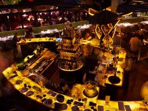 Park Şamdan Bar ve Sunset heyecan verici iş birliğine imza attı