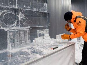 Türkiye'nin tek buz müzesi 15 Temmuz'da açılıyor