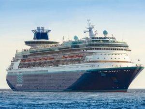 Virüsten iflas eden cruise'lar İzmir'de sökülüyor