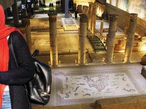 Zeugma Müzesi'nde 10 eser kayıp