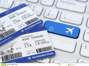 Sahte uçak bileti satan dolandırıcı yakalandı