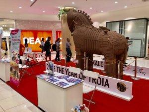 Kuala Lumpur'da 2018 Troia Yılı tanıtıldı
