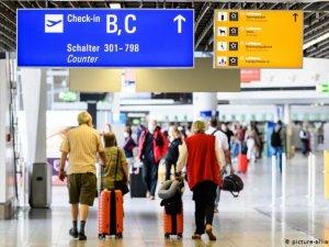 Almanya'da yurtdışından dönenlere ücretsiz korona testi