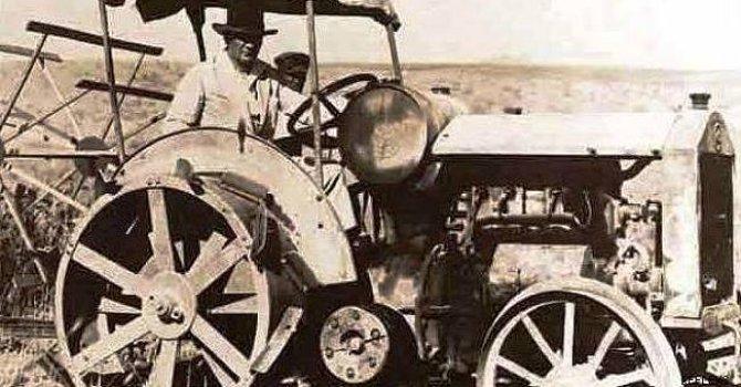 Atatürk tarımda ilk kooperatifleşmeyi Silifke'de başlatmış