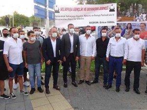 Silivri'de en iyi kavun ve bamya üreticileri yarıştı