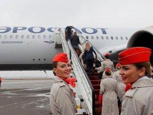 14 havayolu Rusya-Türkiye uçuşlarına başlıyor