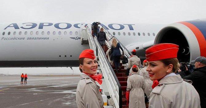 Yakıtı azalan uçak İstanbul'a indi