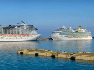 DTO: Gemiler 72 saat bekliyor