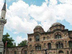 İstanbul'daki Kariye Camii ibadete açılıyor