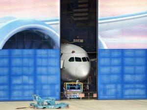 Boeing'in 787 seçimi Washington uçak endüstrisini alt üst edebilir