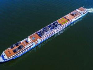 Seyahat devi. TUI nehir yolculuğu sektörüne giriyor