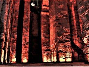Mardin'de yapılan kazıda su sarnıcı ortaya çıkarıldı