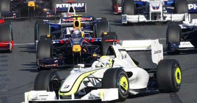F1'de en az seyirci İstanbul'da