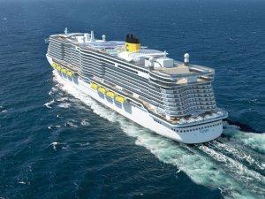 Costa Cruises sefere çıktı, Carnival hisseleri fırladı