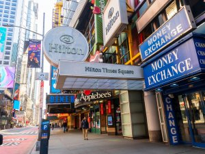 Hilton Times Square kapılarını kalıcı olarak kapatıyor