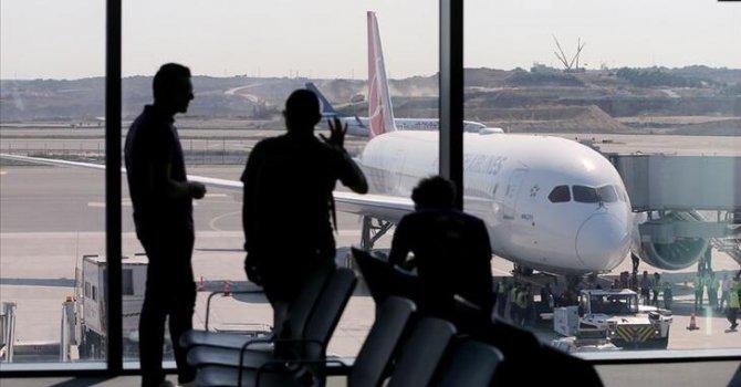 Hava yollarında yolcu sayısının yıl sonunda 123 milyona çıkacak