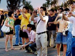 Çin, çöken küresel turizm endüstrisine umut ışığı sunuyor