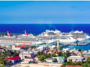 Bahamalar, kruvaziyer turizmine açılmayı planlıyor.