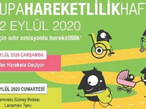 İzmir bisiklete binecek, koşacak, toplu taşıma kullanacak !