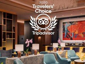 Hilton Istanbul Maslak dünyanın en iyi otelleri arasında