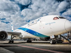 Uçuşu 6 aydır duran El-Al'ı 27 yaşında öğrenci aldı