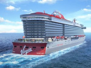 Virgin Voyages, 2021'de Valiant Lady ile Karayiplere gidiyor