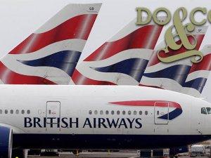 En hijyenik havayolları: British Airways ve Lufthansa