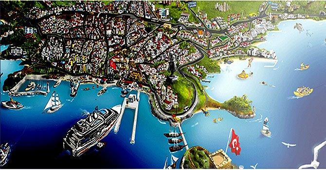 En uygun tatil Türkiye'de