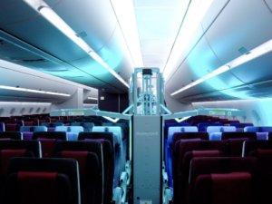 Qatar Airways, UV kabin temizleme teknolojisi kullanıyor
