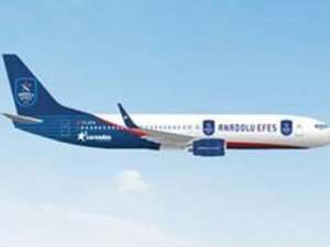 Corendon Airlines, Efes Spor Kulübü'ne partner oldu