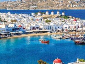 Pandemide Yunanistan'ın turizm geliri %80 geriledi