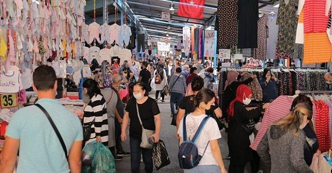 Antalya'ya gelen turist  %20 arttı