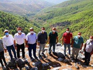 Sapadere Eko Turizm Alanı için geri sayım başladı.