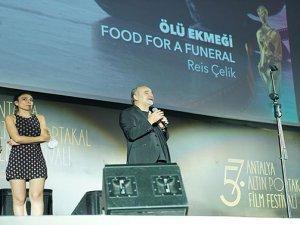 Altın Portakal Film Festivali sinema tadında söyleşilerle sürüyor