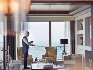 """Raffles İstanbul """"Türkiye'nin 1 numaralı oteli"""" unvanını aldı"""