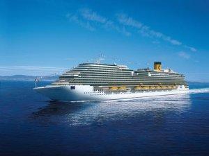 Costa Cruises gemisinde sekiz yolcuda COVID-19 testi pozitif çıktı