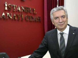 İSO Başkanı Erdal Bahçıvan da koronavirüse yakalandı!